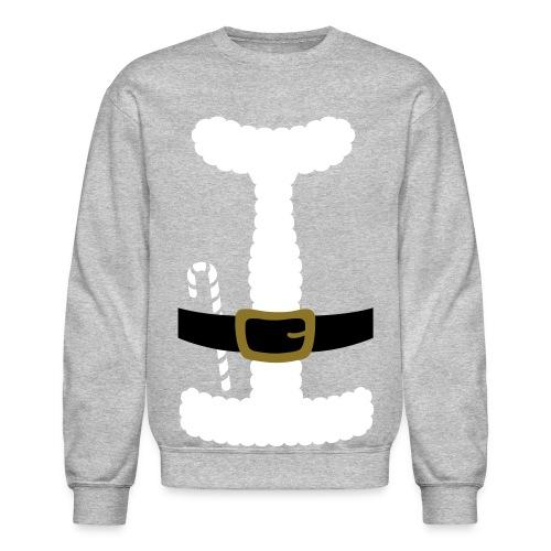 SANTA CLAUS SUIT - Men's Polo Shirt - Crewneck Sweatshirt