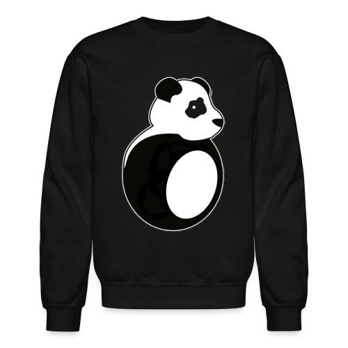 Tan Panda - Crewneck Sweatshirt