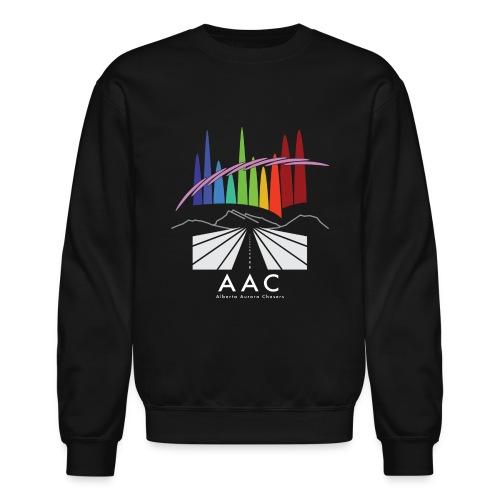 Alberta Aurora Chasers - Men's T-Shirt - Crewneck Sweatshirt