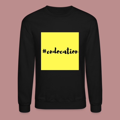 #endocation - Crewneck Sweatshirt