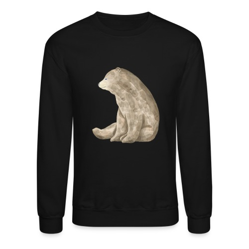 Sitting Bear - Crewneck Sweatshirt