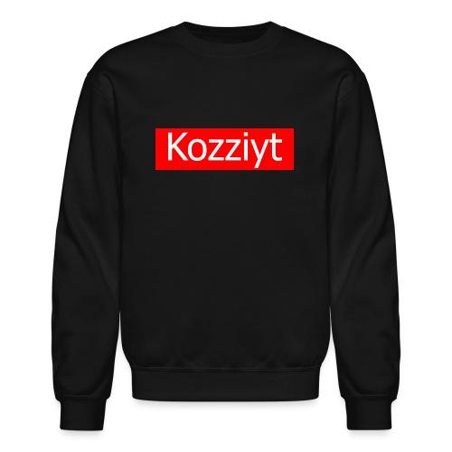 Kozziyt T-shirt - Crewneck Sweatshirt