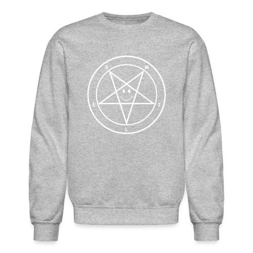 Smile Pentagram - Crewneck Sweatshirt