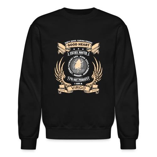 Zodiac Sign - Virgo - Crewneck Sweatshirt
