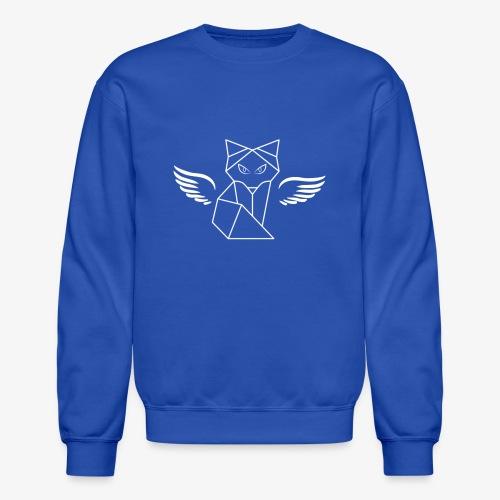 Winged Wolf - Crewneck Sweatshirt