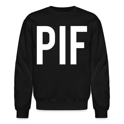pif - Crewneck Sweatshirt