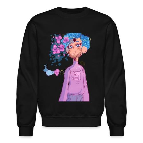 Pastel Whale Boy - Crewneck Sweatshirt