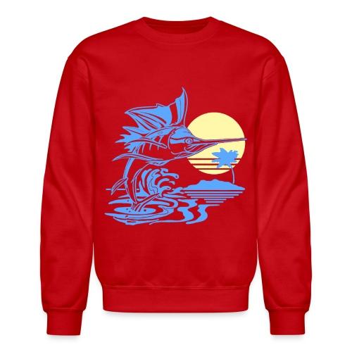 Sailfish - Crewneck Sweatshirt