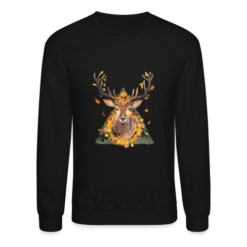 The Spirit of the Forest - Unisex Crewneck Sweatshirt