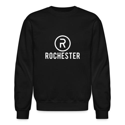 Rochester Logo v1 - Unisex Crewneck Sweatshirt