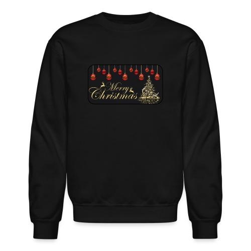 Merry Christmas - Unisex Crewneck Sweatshirt