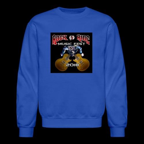 RocknRide Design - Crewneck Sweatshirt