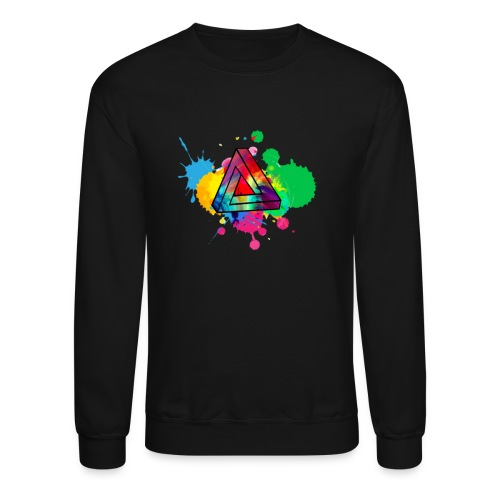 PAINT SPLASH - Crewneck Sweatshirt