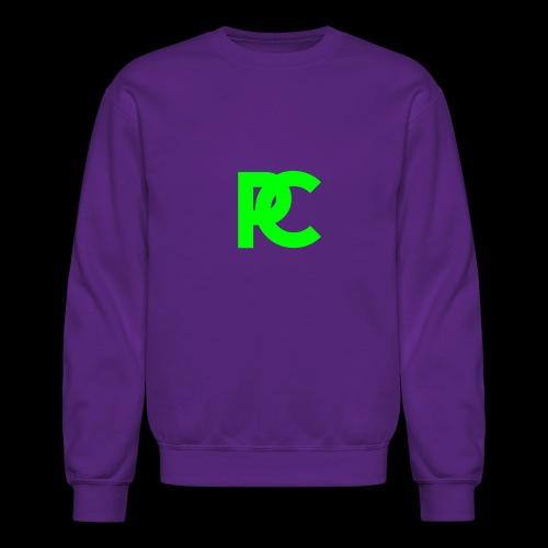 Patrick Calliza Green Logo - Crewneck Sweatshirt