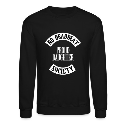 Proud Daughter T-shirt (Kids) - Crewneck Sweatshirt