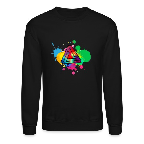 PAINT SPLASH - Crewneck Sweatshirt