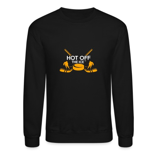 Hot Off The Ice - Crewneck Sweatshirt