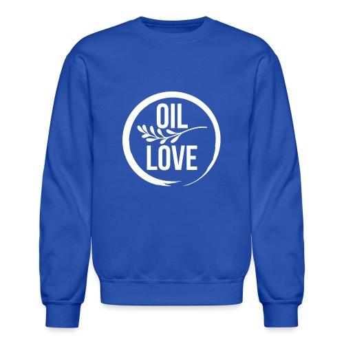 Oil Love - Crewneck Sweatshirt