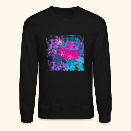 Abstract - Unisex Crewneck Sweatshirt