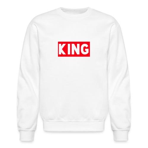 KingDefineShop - Crewneck Sweatshirt