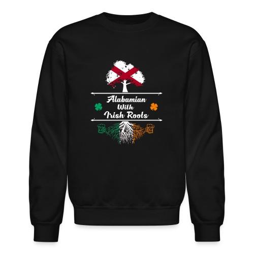 ALABAMIAN WITH IRISH ROOTS - Crewneck Sweatshirt
