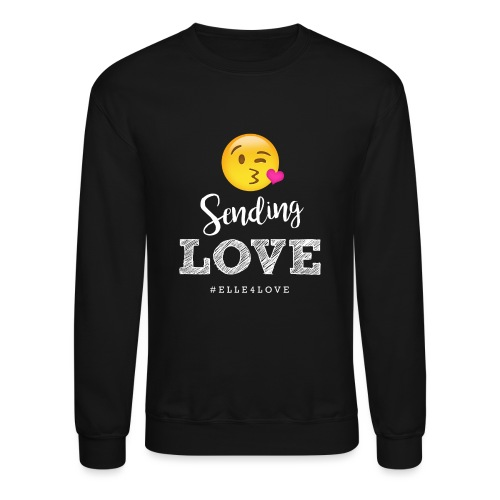 Sending Love - Unisex Crewneck Sweatshirt