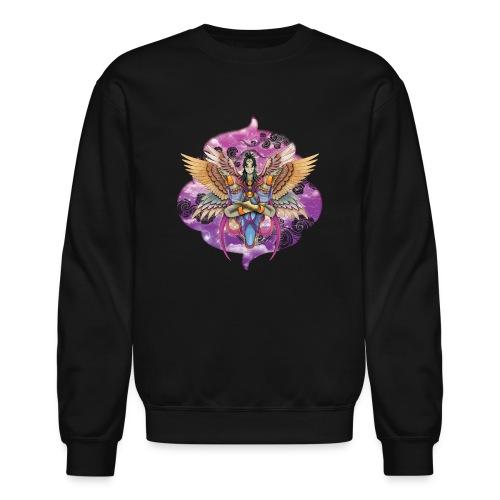 Harpy goddess - Crewneck Sweatshirt