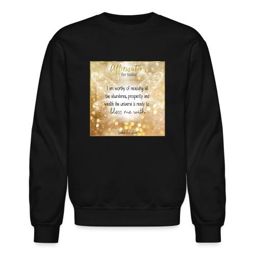 Abundance - Crewneck Sweatshirt