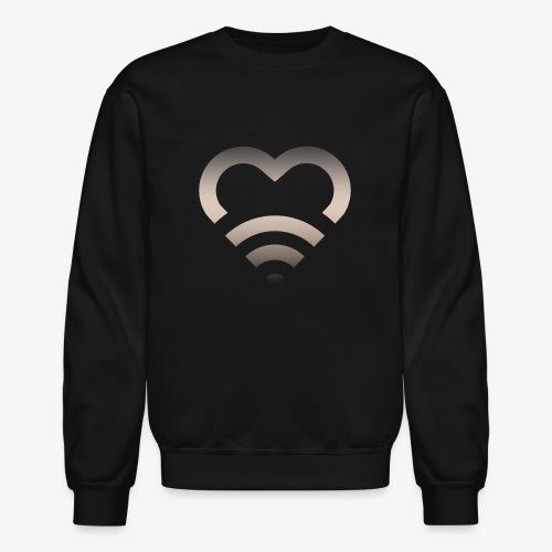 I Heart Wifi IPhone Case - Crewneck Sweatshirt