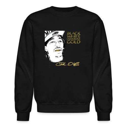 Carl Lovett Lauderdale Gold - Crewneck Sweatshirt