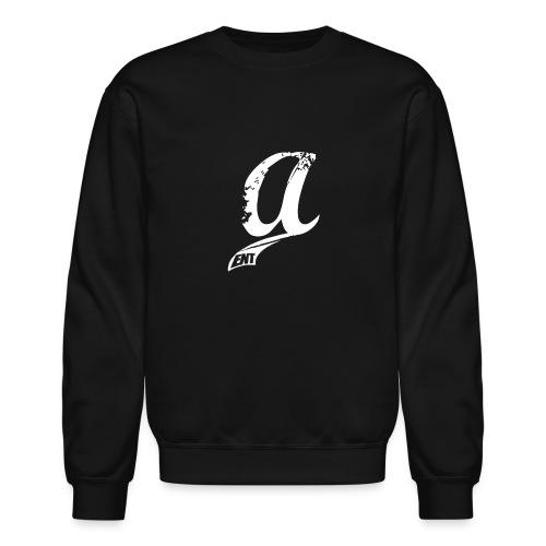 Already Logo White - Unisex Crewneck Sweatshirt
