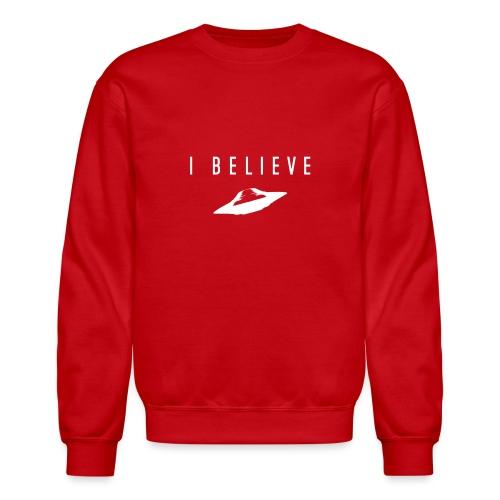 UFO I Believe - Crewneck Sweatshirt