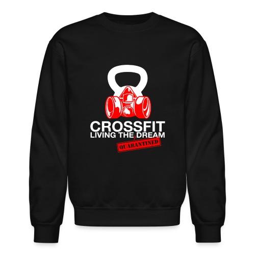 CROSSFIT LTQD - WHITE - Unisex Crewneck Sweatshirt