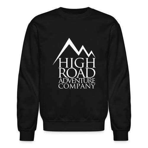 High Road Adventure Company Logo - Crewneck Sweatshirt