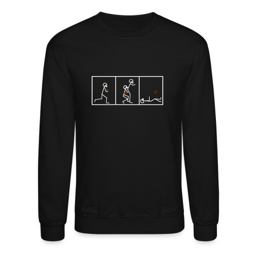 BUTTFUMBLE 6 (With Cartoon) - Crewneck Sweatshirt