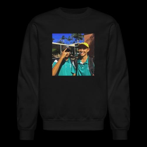 wasted youth. - Crewneck Sweatshirt