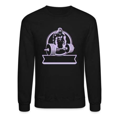 Gorilla Beast - YOUR NAME - Unisex Crewneck Sweatshirt