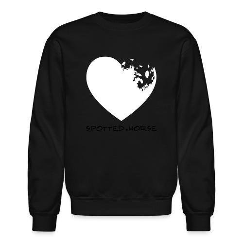 Appaloosa Heart - Unisex Crewneck Sweatshirt
