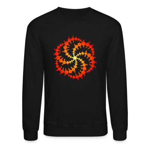 Crop circle - Crewneck Sweatshirt