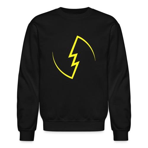 Electric Spark - Unisex Crewneck Sweatshirt