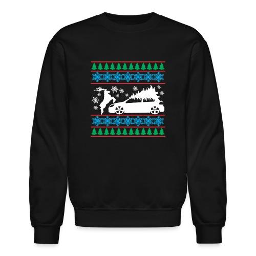 MK6 GTI Ugly Christmas Sweater - Crewneck Sweatshirt