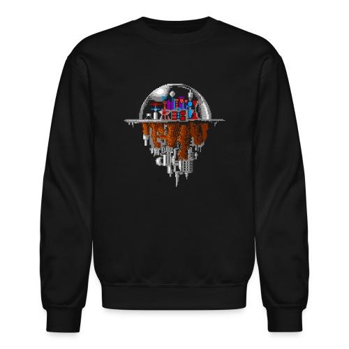 Sky city - Crewneck Sweatshirt