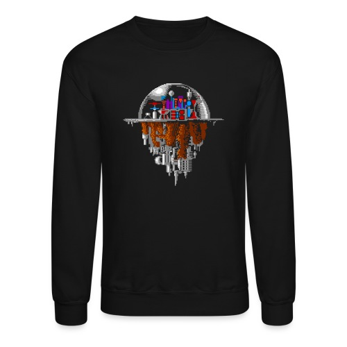 Sky city - Unisex Crewneck Sweatshirt