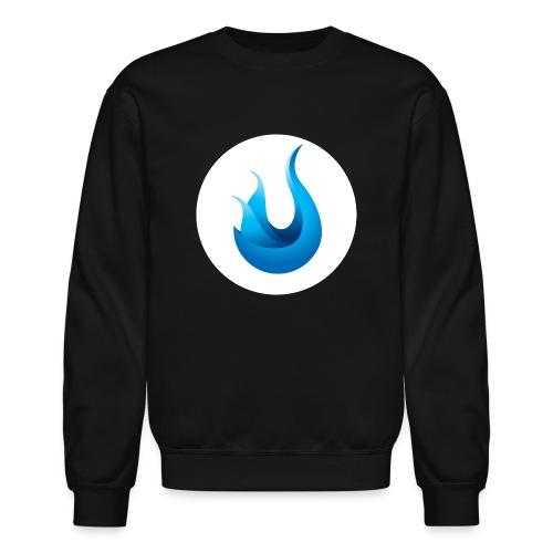 flame front png - Unisex Crewneck Sweatshirt