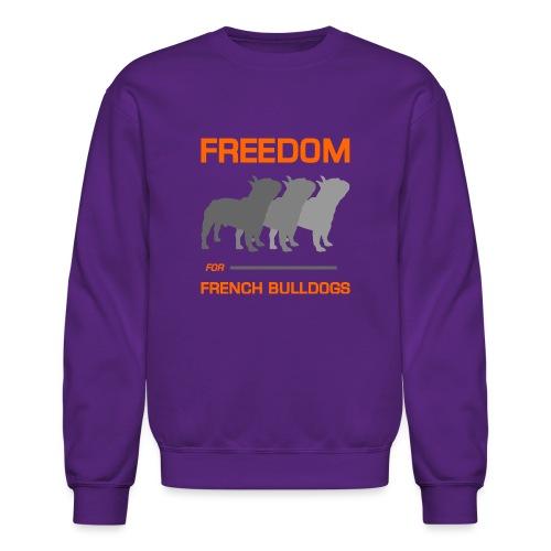 French Bulldogs - Crewneck Sweatshirt