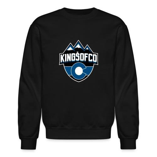 KCO New Logo Clear Background.png - Crewneck Sweatshirt