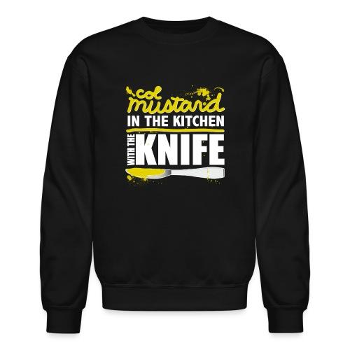 Colonel Mustard - Unisex Crewneck Sweatshirt