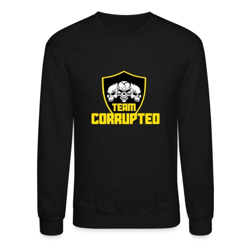 Team Corrupted Logo - Crewneck Sweatshirt