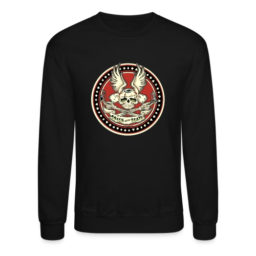 Brush With Death - Unisex Crewneck Sweatshirt