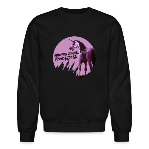Unicorn Zombie Apocalypse - Crewneck Sweatshirt